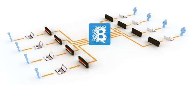blockchain peer tot peer